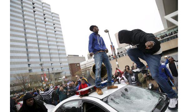 Nuevas protestas antiraciales en Estados Unidos - Noticias de freddie freddie