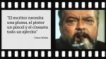 Orson Welles: algunas de las frases del director que revolucionó a Hollywood - Noticias de mundialmente