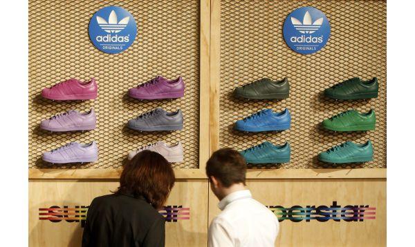 Ventas de Adidas suben por recuperación en Norteamérica - Noticias de marketing