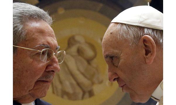 Papa Francisco sostuvo reunión con presidente de Cuba, Raúl Castro - Noticias de iglesia católica