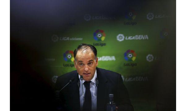 Continuidad del fútbol en España en manos de la justicia - Noticias de javier tebas