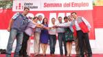 MTPE ofreció 3,000 vacantes de empleo en Piura - Noticias de banco azteca