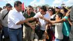 Presidente Ollanta Humala mantiene baja popularidad - Noticias de nivel socioeconómico