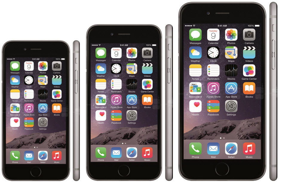 iphone 6s y 6 diferencias