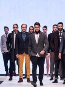Perú Moda. El hombre John Holden presente en la feria de moda