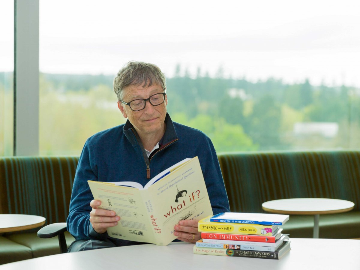 management skills of bill gates @ liara — i think it's interesting how he uses his business skills and  business practices and management  bill gates and bill nye have .