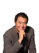 "Robert Kiyosaki. ""Sin marketing, un libro no es más que tinta en un papel"""
