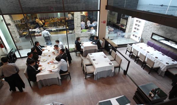 Central, el 4to restaurante mejor del mundo - Noticias de carolina urra