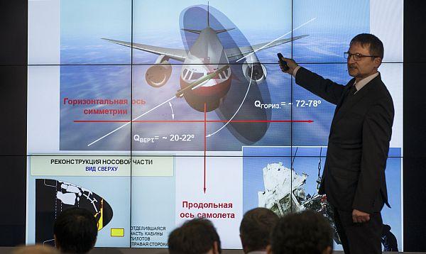 Rusia: Avión malasio fue derribado por misil ucraniano - Noticias de avión malasio