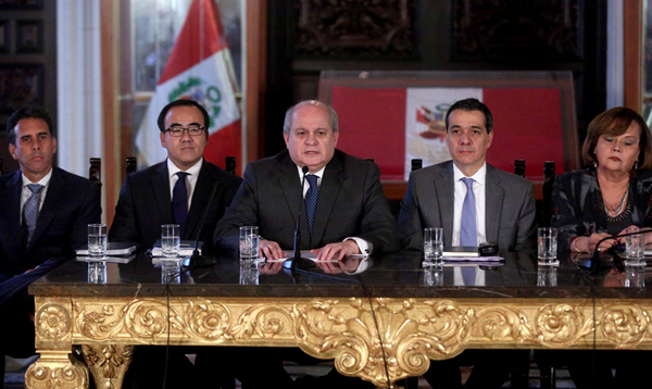 Gobierno presenta nueve propuestas para legislar en materia económica - Noticias de congreso de la republica