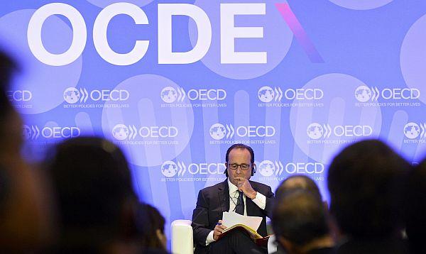 OCDE reduce pronóstico de crecimiento global - Noticias de desarrollo económico