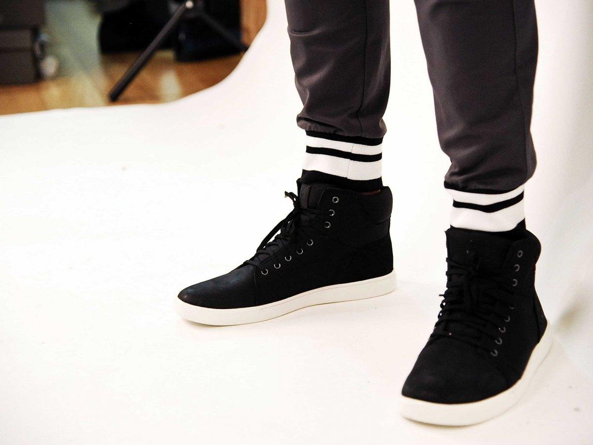 Moda masculina  Estas son sus opciones para usar zapatillas en la ... 995d88f2aa161