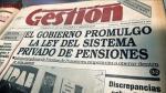 Las AFP en el Perú y el nuevo enfoque de las pensiones - Noticias de profuturo afp