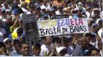 """Venezolanos marchan por la libertad de """"presos políticos"""" - Noticias de cárcel de maracaibo"""