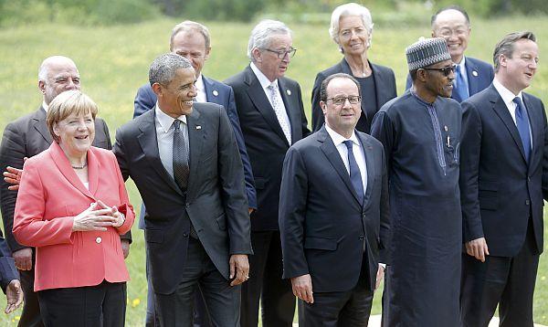 G-7 promete desligar sus economías del combustible que genera carbono - Noticias de economía global