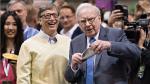 ¿Por qué los multimillonarios se comprometen en regalar la mitad de sus fortunas? - Noticias de ian hathaway