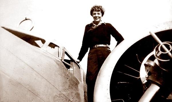 Revelan inédito film de la desaparecida aviadora Amelia Earhart - Noticias de amelia earhart