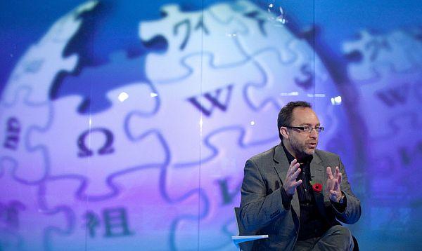 Wikipedia recibe premio Princesa de Asturias de Cooperación Internacional - Noticias de jimmy wales
