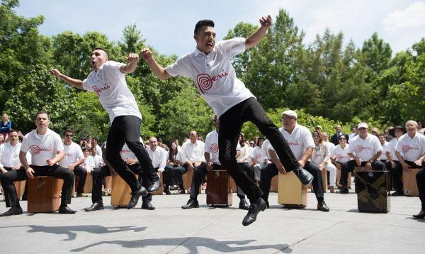 Asistentes al Smithsonian Folklife Festival observaron danzas peruanas - Noticias de festival de la marinera