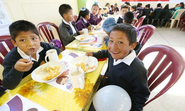 Qali Warma ampliará su cobertura al 80% de escolares en Lima y Callao - Noticias de callao