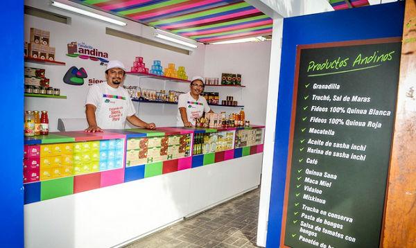 Productos andinos se exhibirán en festival de Nueva York - Noticias de sacha lima