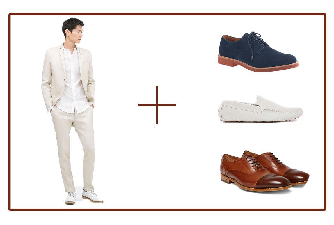 novísimo selección muchas opciones de venta minorista Moda masculina: guía para escoger los zapatos de. cada traje ...