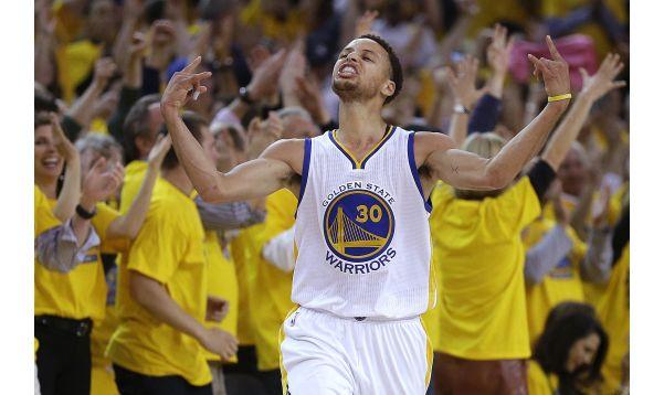 Stephen Curry es el jugador con más camisetas vendidas en la NBA - Noticias de golden state warriors