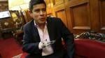 """Luis Galarreta: No haré como Nadine, no presentaré hábeas corpus porque no tengo """"techo de vidrio"""" - Noticias de virgilio acuna"""
