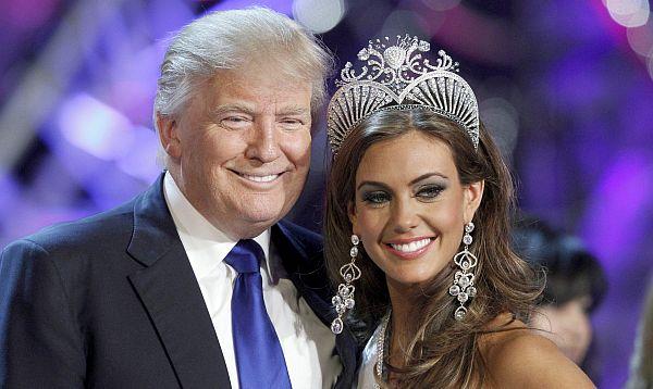 Donald Trump demanda a Univision por US$ 500 mln tras cancelación de Miss EE.UU. - Noticias de univision