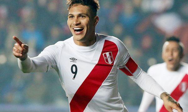 Palermo eligió a Guerrero como el mejor delantero de la Copa América - Noticias de sergio guerrero