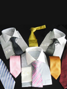 Moda masculina. Claves para combinar camisas y corbatas