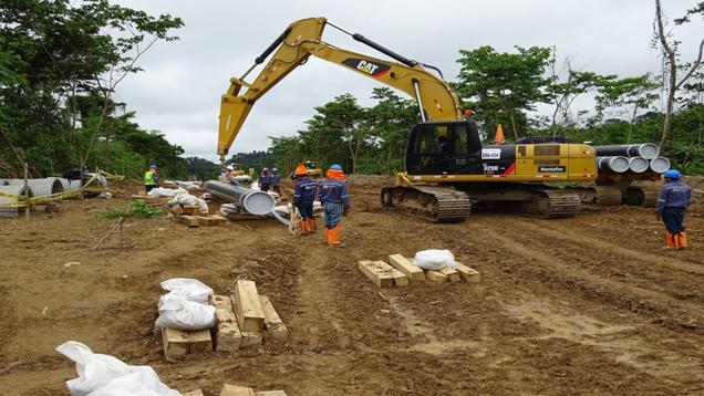 Se inicia proceso de construcción del Gasoducto Sur Peruano - Noticias de hidrocarburos