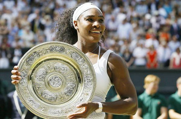 Serena Williams ganó su sexto título de Wimbledon - Noticias de serena williams