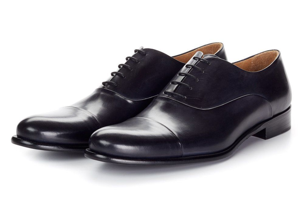 Black Italian Shoes