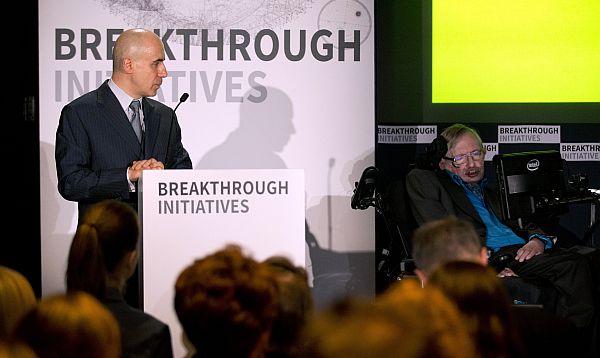 Stephen Hawking y multimillonario ruso buscarán vida extraterrestre - Noticias de stephen hawking