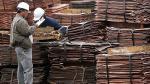 Cobre cae presionado por firmeza de dólar y aumento de existencias - Noticias de precio del oro
