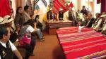 MVCS lanza proyectos para el desarrollo de Cotabambas por más de S/. 600 millones - Noticias de percy minaya
