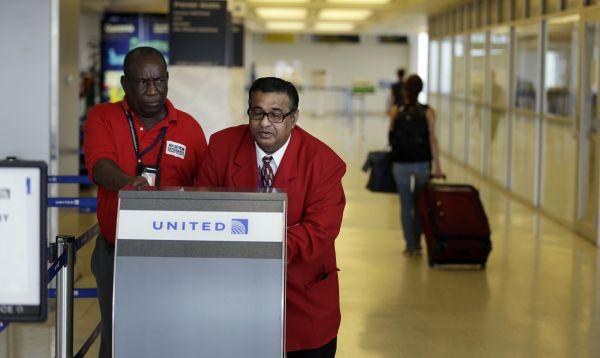 Mil agentes de seguridad y maleteros de aeropuertos de Nueva York se irán a la huelga - Noticias de aeropuerto internacional kennedy
