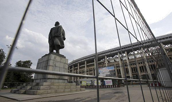 Confirman estadios para partido inicial y final del Mundial Rusia 2018 - Noticias de rusia 2018