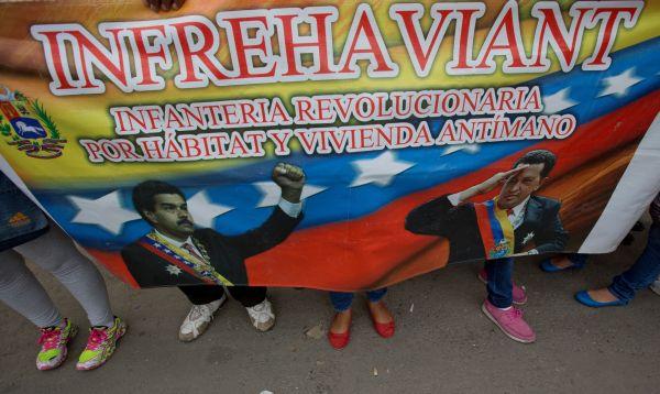 Chavistas quieren construir sus casas en terreno de Empresas Polar tomado por el gobierno - Noticias de cerveza