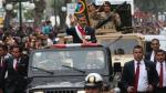 """Ollanta Humala: """"Al Perú nadie lo puede parar"""" - Noticias de la libertad"""