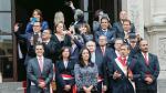 Ministro Gallardo se disculpa por 'selfies' durante discurso del presidente Humala - Noticias de ollanta humala