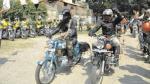 Royal Enfield, la firma india que superó en ventas a Harley-Davidson - Noticias de harley davidson