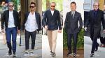 Moda masculina: ¿Hay un atuendo ideal para cada edad? - Noticias de grillete electr��nico