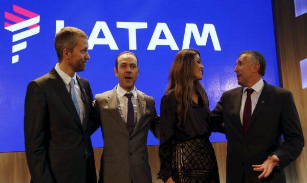 LATAM Airlines confirma unión de marcas a partir de 2016 - Noticias de marketing