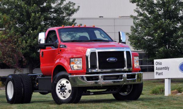 Ford trasladará producción de camiones comerciales desde México a planta en Ohio - Noticias de autos nuevos