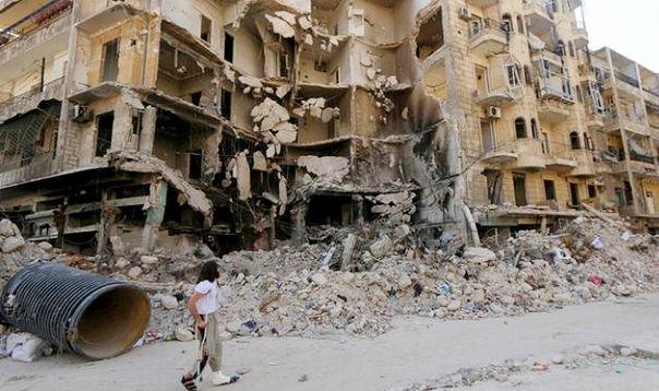 Siria: bombardean tres ciudades tras ruptura de tregua - Noticias de bashar asad