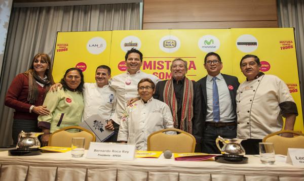 Gastronomía Artesanal será el tema del año de  Mistura 2015 - Noticias de jean pierre magnet