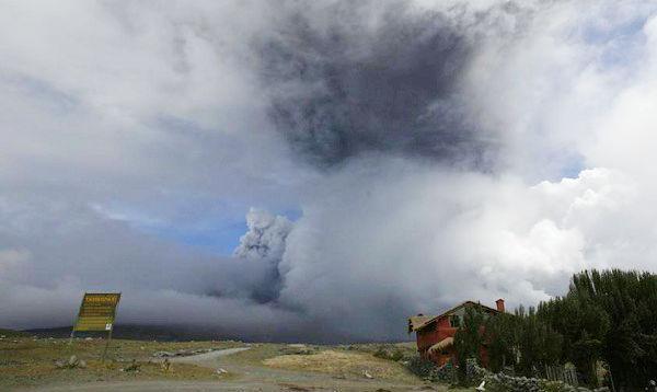 Ecuador: alerta máxima por erupción de volcán cercano a Quito - Noticias de cenizas volcánicas