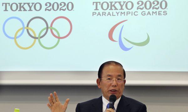 Presidente de Juegos Olímpicos de Tokio defiende al logotipo del evento de denuncias de copia - Noticias de tokio